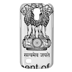 Seal Of Indian State Of Mizoram Galaxy S4 Mini by abbeyz71