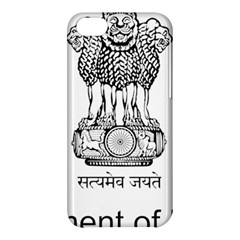 Seal Of Indian State Of Mizoram Apple Iphone 5c Hardshell Case by abbeyz71