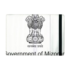 Seal Of Indian State Of Mizoram Ipad Mini 2 Flip Cases by abbeyz71