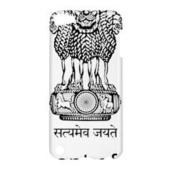 Seal Of Indian State Of Mizoram Apple Ipod Touch 5 Hardshell Case by abbeyz71