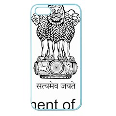 Seal Of Indian State Of Mizoram Apple Seamless Iphone 5 Case (color) by abbeyz71
