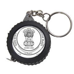 Seal Of Indian State Of Punjab Measuring Tapes by abbeyz71