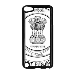 Seal Of Indian State Of Punjab Apple Ipod Touch 5 Case (black) by abbeyz71