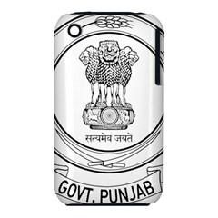 Seal Of Indian State Of Punjab Iphone 3s/3gs by abbeyz71