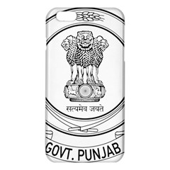 Seal Of Indian State Of Punjab Iphone 6 Plus/6s Plus Tpu Case by abbeyz71