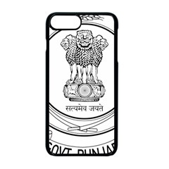 Seal Of Indian State Of Punjab Apple Iphone 7 Plus Seamless Case (black) by abbeyz71