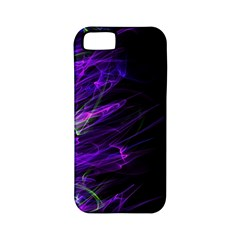 Fire Apple Iphone 5 Classic Hardshell Case (pc+silicone) by Valentinaart