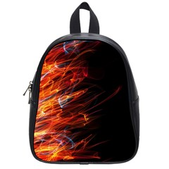 Fire School Bags (small)  by Valentinaart