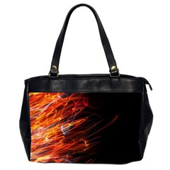 Fire Office Handbags (2 Sides)