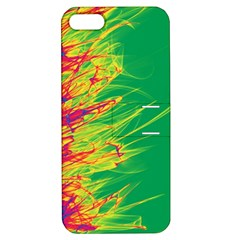 Fire Apple Iphone 5 Hardshell Case With Stand by Valentinaart
