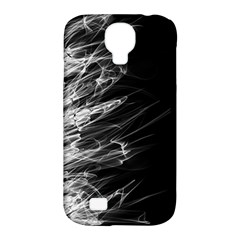Fire Samsung Galaxy S4 Classic Hardshell Case (pc+silicone) by Valentinaart