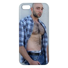 Mike 4432 Apple Iphone 5 Premium Hardshell Case by KorokStudios