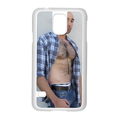 Mike 4432 Samsung Galaxy S5 Case (white) by KorokStudios
