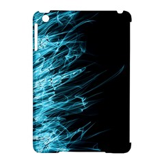 Fire Apple Ipad Mini Hardshell Case (compatible With Smart Cover)