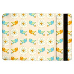 Birds And Daisies Ipad Air Flip by linceazul