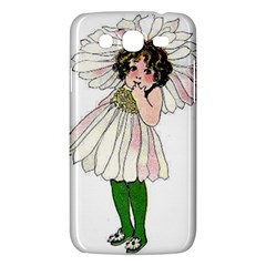 Daisy Vintage Flower Child Cute Funny Floral Little Girl Samsung Galaxy Mega 5 8 I9152 Hardshell Case  by yoursparklingshop