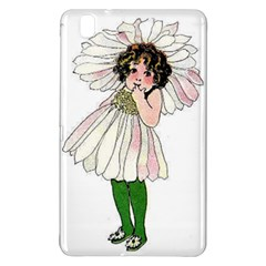 Daisy Vintage Flower Child Cute Funny Floral Little Girl Samsung Galaxy Tab Pro 8 4 Hardshell Case by yoursparklingshop