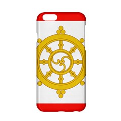 Flag Of Sikkim, 1967 1975 Apple Iphone 6/6s Hardshell Case by abbeyz71