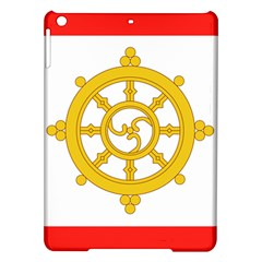 Flag Of Sikkim, 1967 1975 Ipad Air Hardshell Cases by abbeyz71