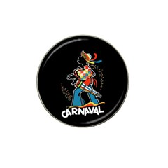 Carnaval  Hat Clip Ball Marker (10 Pack) by Valentinaart