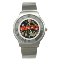 Dracula Stainless Steel Watch