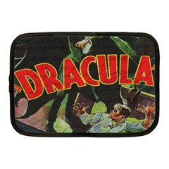 Dracula Netbook Case (medium)  by Valentinaart