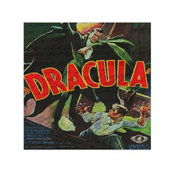 Dracula Small Satin Scarf (square)