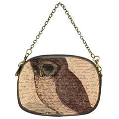 Vintage Owl Chain Purses (one Side)
