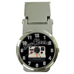Say Cheese Money Clip Watches