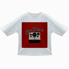 Say Cheese Infant/toddler T Shirts by Valentinaart