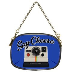 Say Cheese Chain Purses (one Side)  by Valentinaart