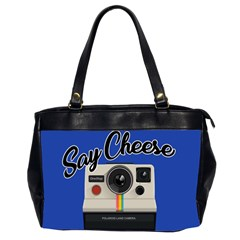Say Cheese Office Handbags (2 Sides)