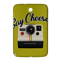 Say Cheese Samsung Galaxy Note 8 0 N5100 Hardshell Case