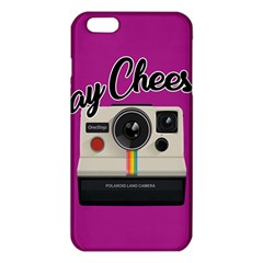 Say Cheese Iphone 6 Plus/6s Plus Tpu Case