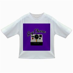 Say Cheese Infant/Toddler T-Shirts