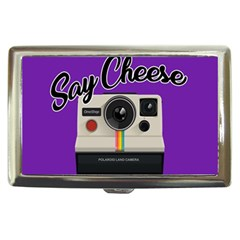 Say Cheese Cigarette Money Cases