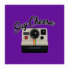 Say Cheese Medium Glasses Cloth (2-Side)