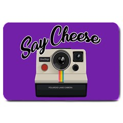 Say Cheese Large Doormat