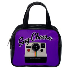 Say Cheese Classic Handbags (One Side)
