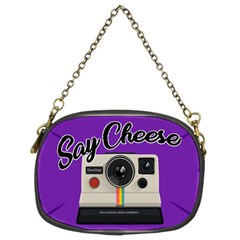 Say Cheese Chain Purses (Two Sides)