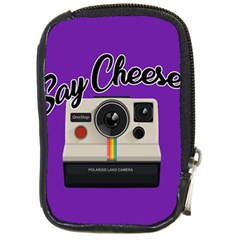 Say Cheese Compact Camera Cases