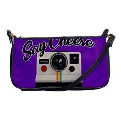 Say Cheese Shoulder Clutch Bags