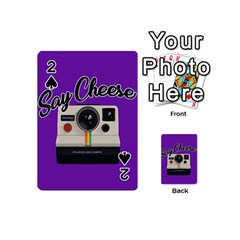 Say Cheese Playing Cards 54 (Mini)