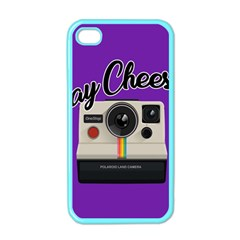 Say Cheese Apple iPhone 4 Case (Color)