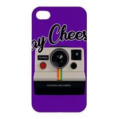 Say Cheese Apple iPhone 4/4S Hardshell Case