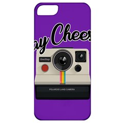Say Cheese Apple iPhone 5 Classic Hardshell Case
