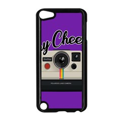Say Cheese Apple iPod Touch 5 Case (Black)