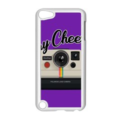 Say Cheese Apple iPod Touch 5 Case (White)