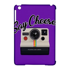 Say Cheese Apple iPad Mini Hardshell Case (Compatible with Smart Cover)