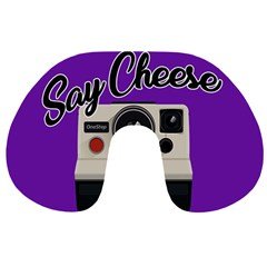 Say Cheese Travel Neck Pillows